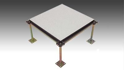 高强度木基防静电活动地板