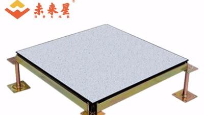 全钢防静电地板HPL和PVC面层的区别