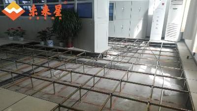 防静电活动地板辅材小助手-泄流网(铜皮)的功能