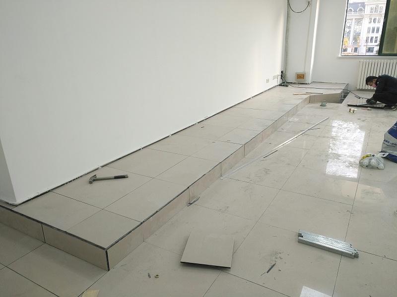 机房防静电地板施工工艺