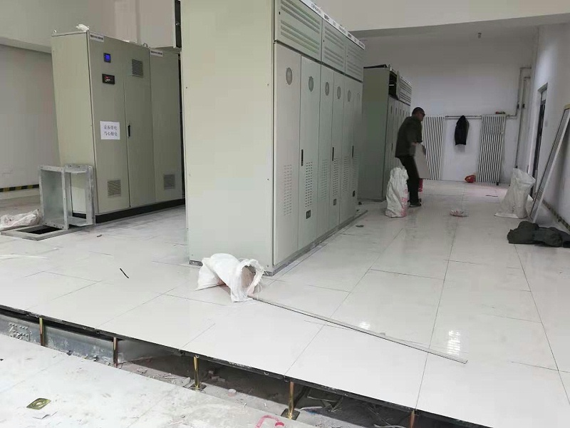机房防静电活动地板