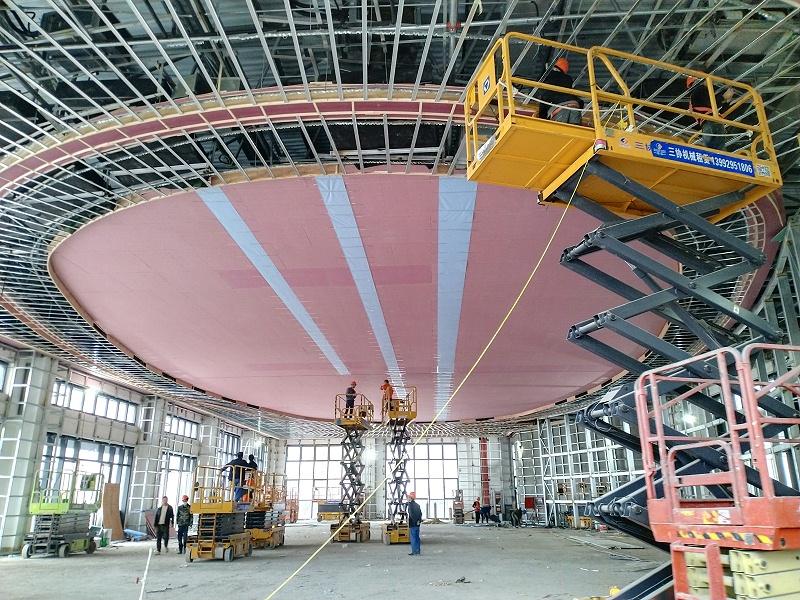 高架空防静电活动地板
