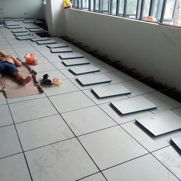 全钢架空防静电地板