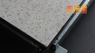 防静电架空地板铺设铜箔有什么作用?