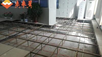 西安防静电地板厂家_防静电地板安装费多少钱一平方米
