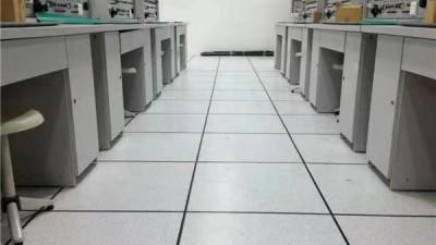 学校机房安装电教室防静电地板有多重要?